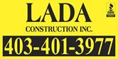 Lada Construction Magnet