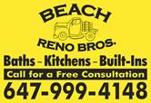 Beach Reno Bros