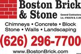 Boston Brick & Stone