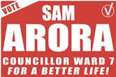 Sam Arora
