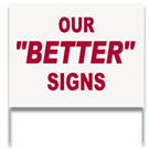 Better Signs