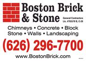 Boston Brick And Stone
